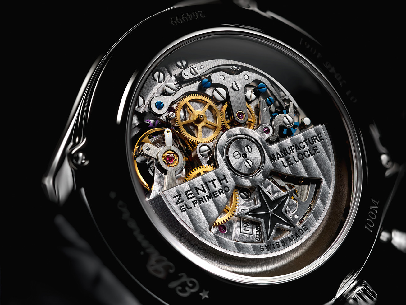 Back chronomaster collection