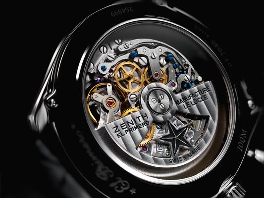 Back chronomaster collection