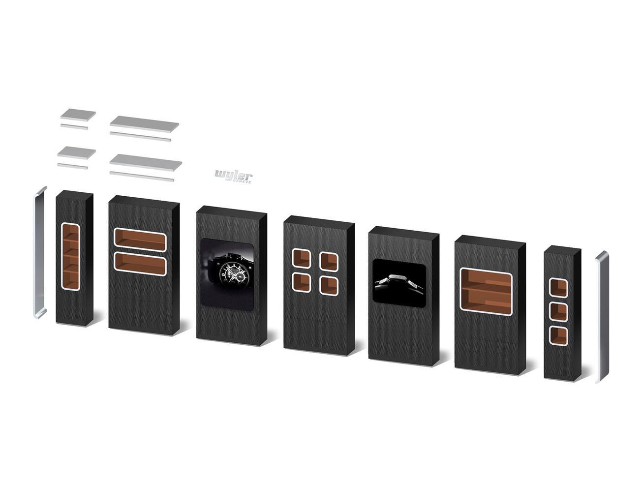 Corner Concept -  Elements