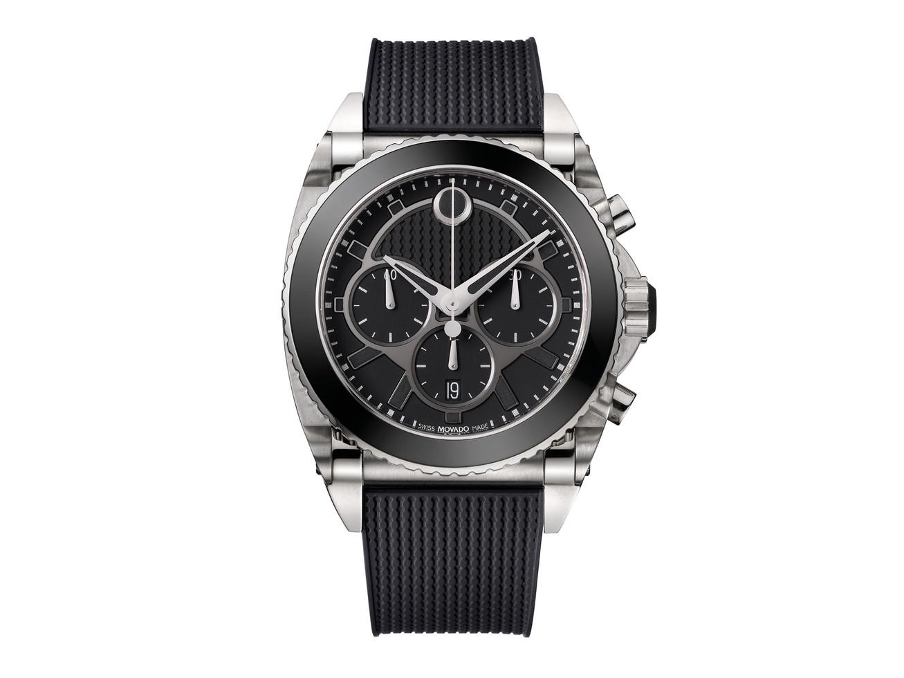 Movado Master - Chronograph