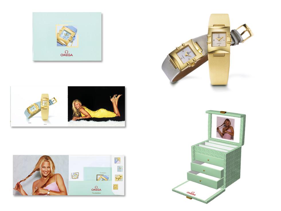 Press Kit & Packaging Anna Kournikova