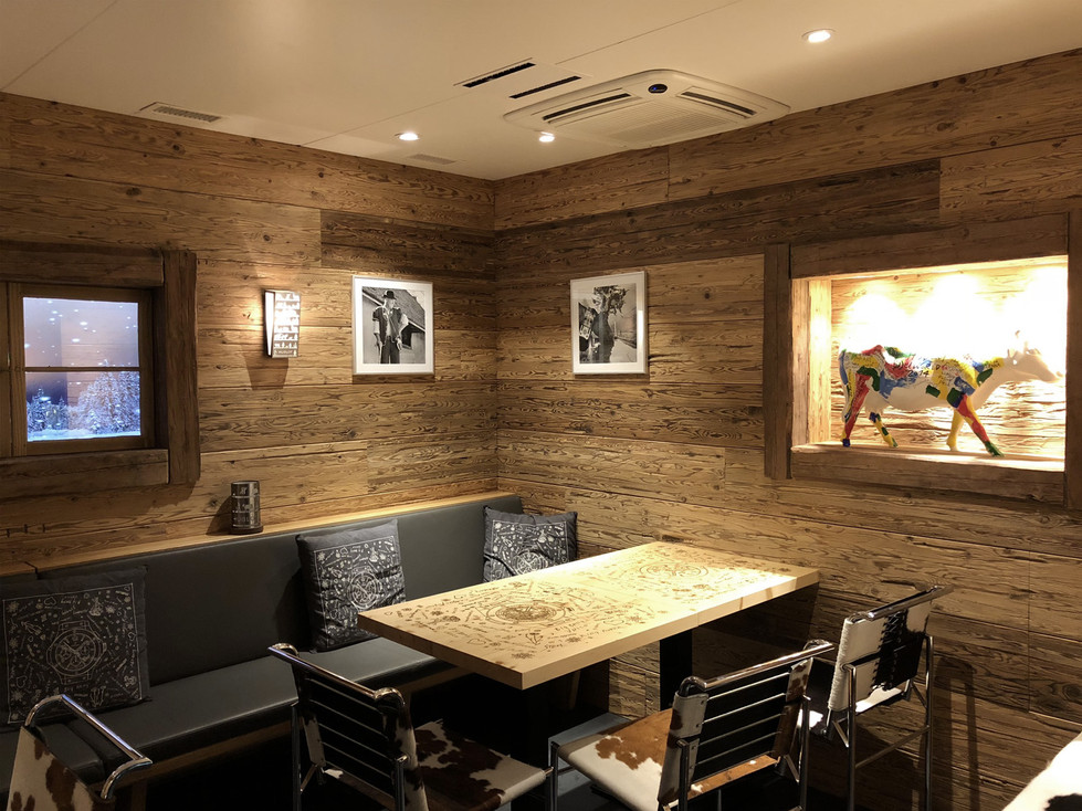 Baselworld interior - VIP lounge