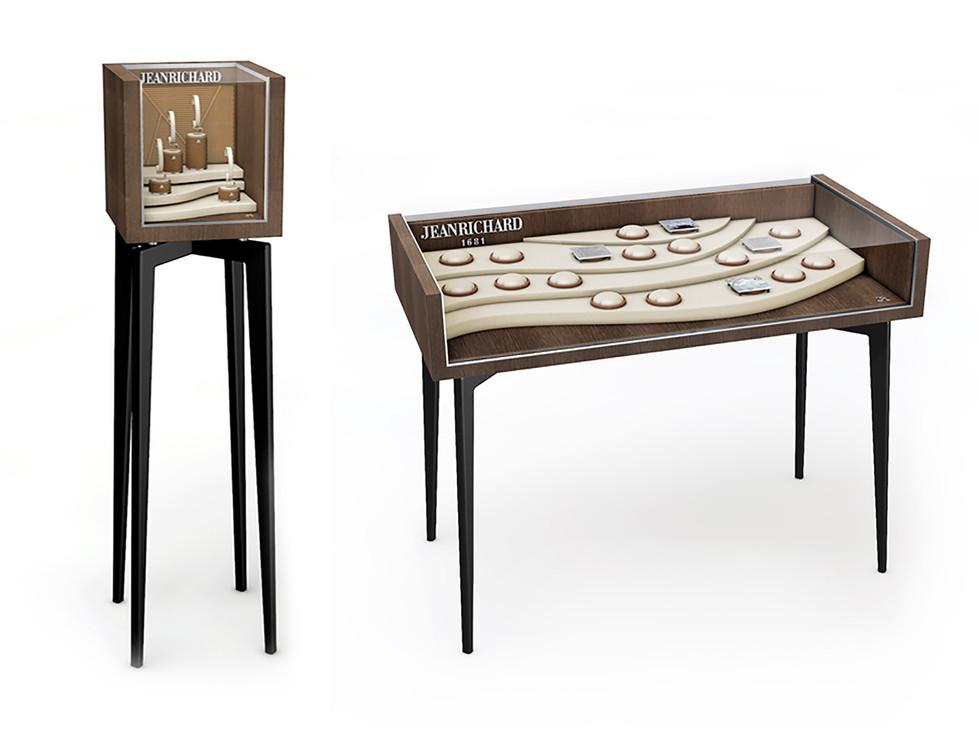 Corner Concept Furniture - Tower & Counter Showcases