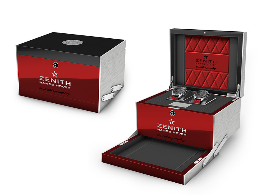 Packaging - RANGE ROVER Special Edition