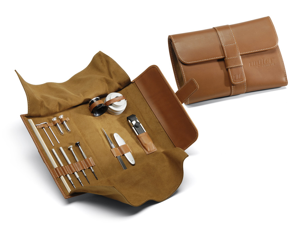 Tool set pouch