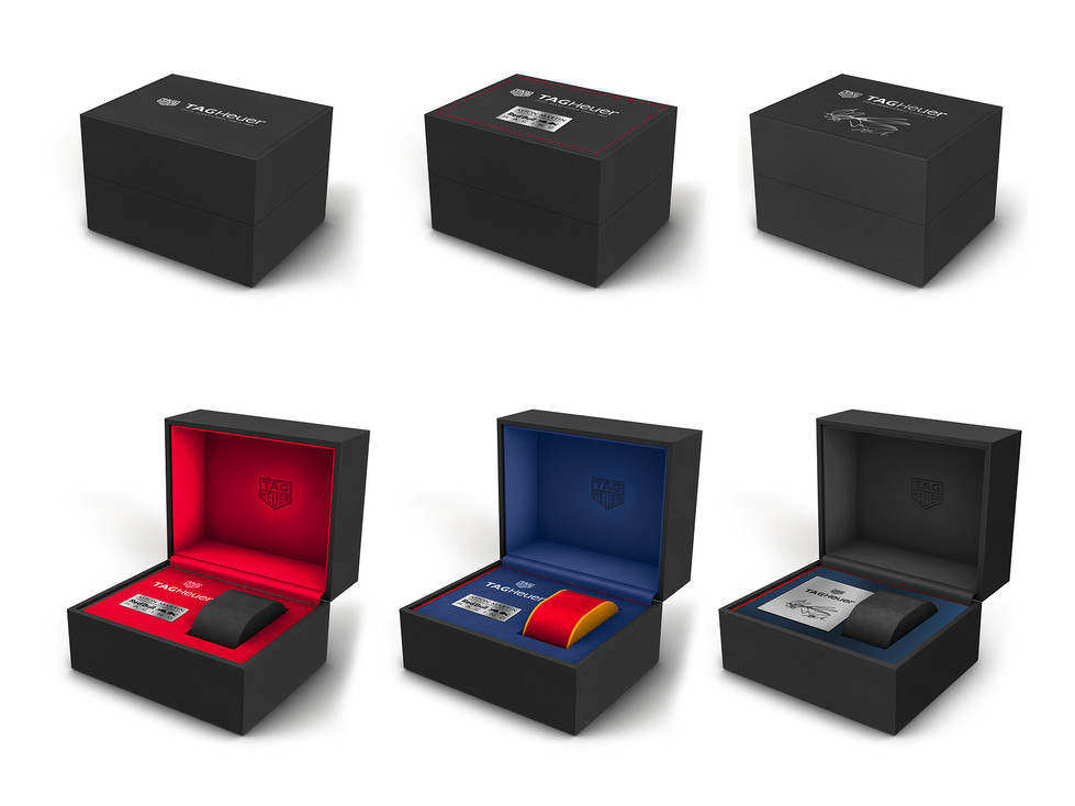 Standard Packaging - Special Editions