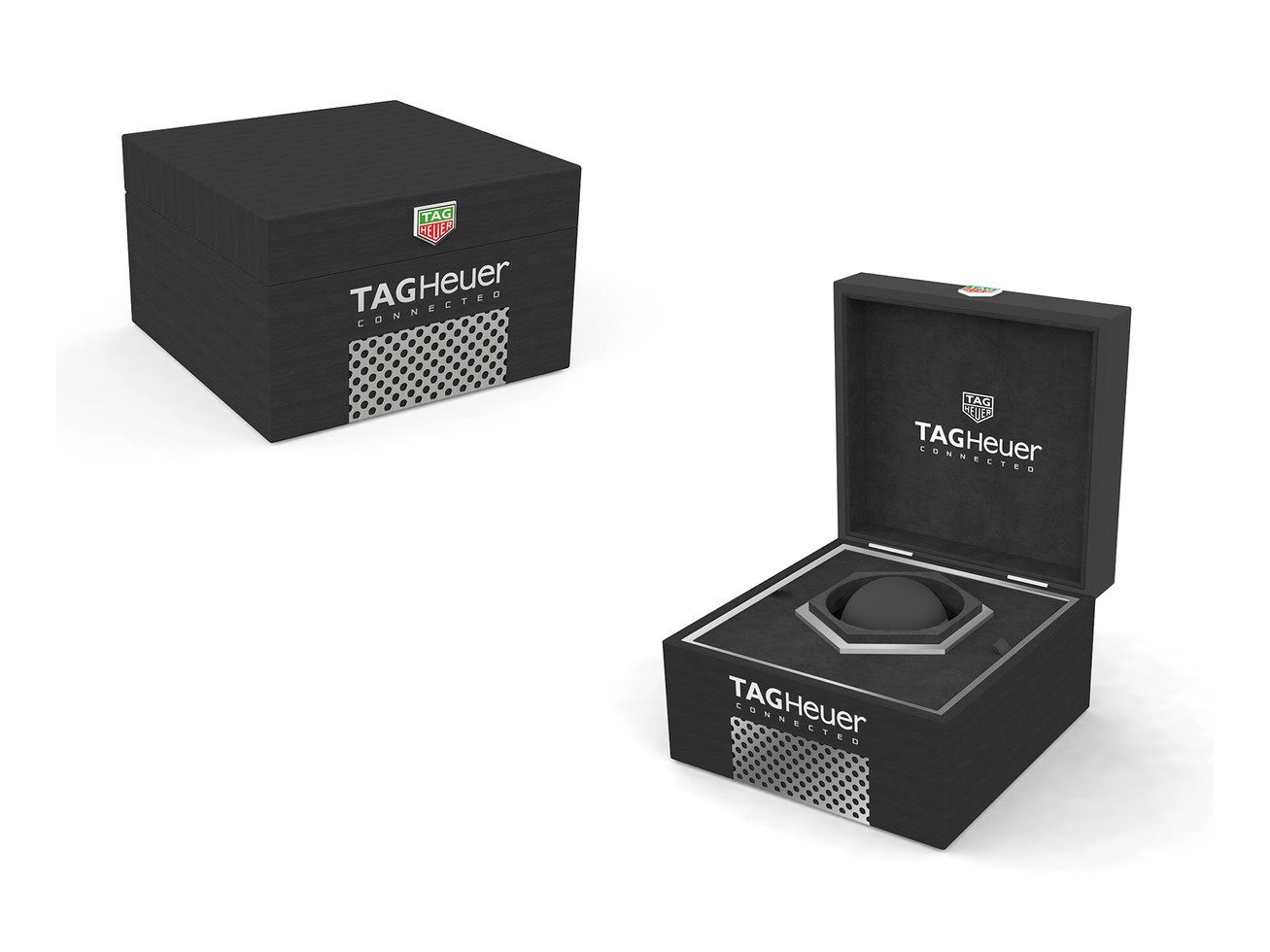 Connected Watch Packaging