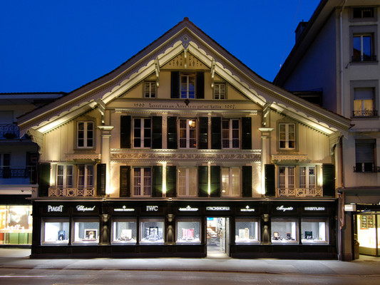 Kirchhofer - Haute Horlogerie Boutique - Interlaken