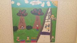 Tile Art Contest