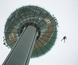 Sponsored Abseil for UKH4H