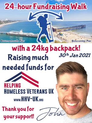 John Lewis - HHV-UK Fundraising 24hr Walk poster.png