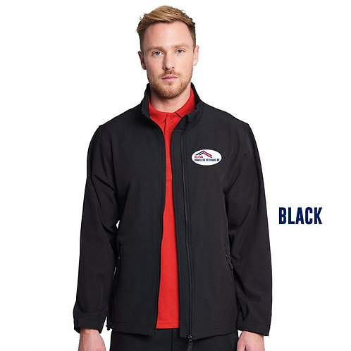 Jacket: Pro 2-layer softshell