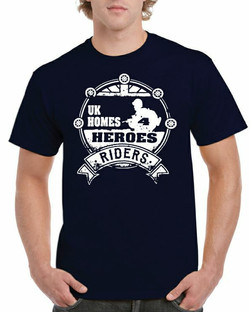 UKH4H Riders T-shirts