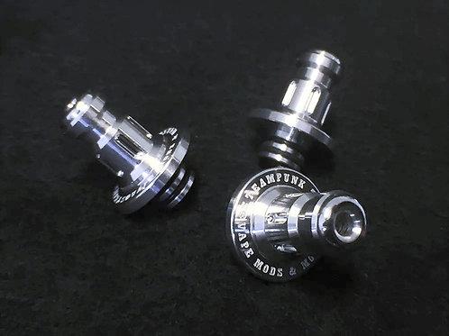 Drip Tip Pneumatik-Schnellkupplungsdesign