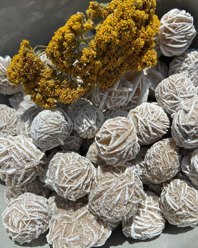 Desert Roses are said to contain a spiri