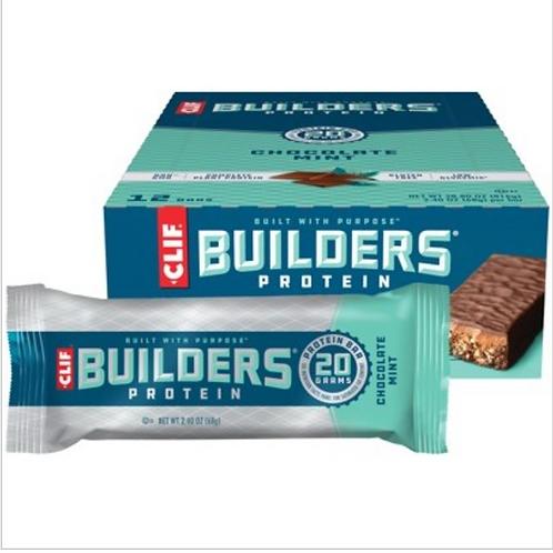 CLIF Builders Bar Chocolate Mint 68g