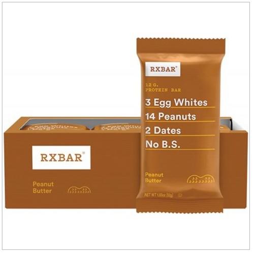 RXBAR Protein Bar Peanut Butter 52g