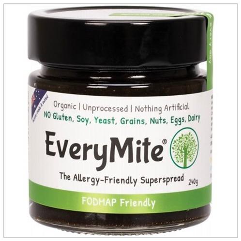 EVERYMITE Allergy-Friendly Superspread FODMAP Friendly 240g