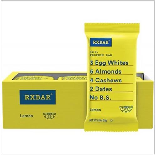 RXBAR Protein Bar Lemon 52g