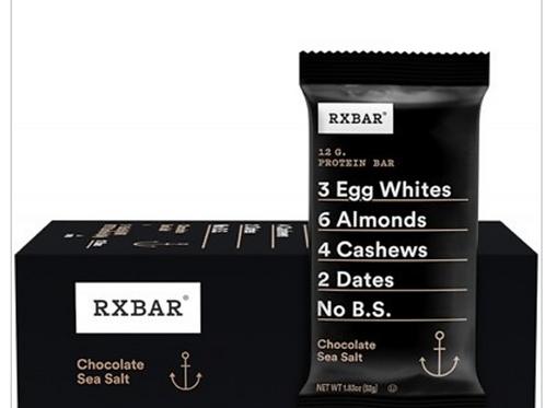 RXBAR Protein Bar Chocolate Sea Salt 52g