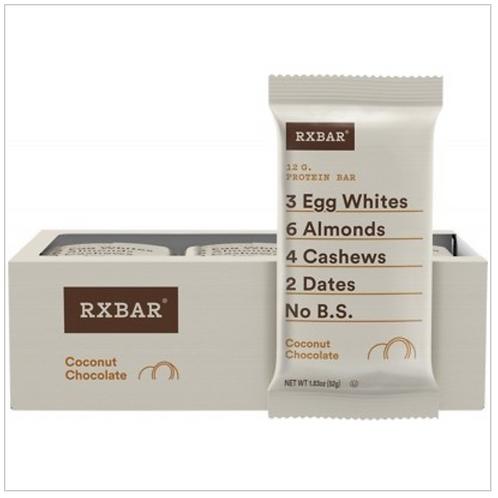 RXBAR Protein Bar Coconut Chocolate 52g