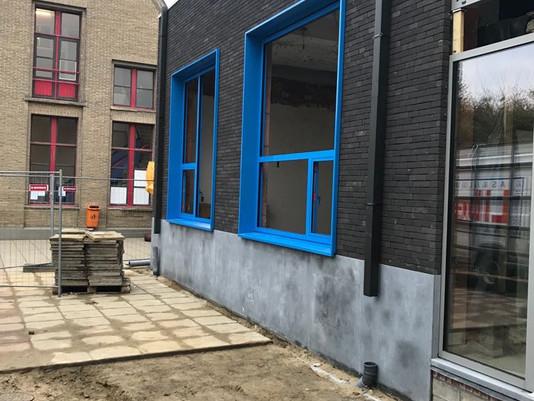 Nieuwbouwproject kleuterklassen