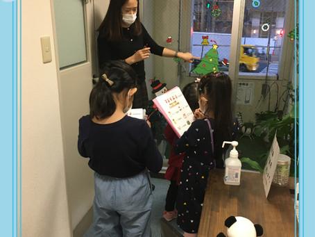 クリスマ特別スキッズ中国語講座
