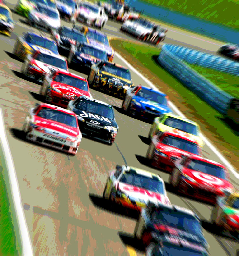 NASCAR  At the Glen