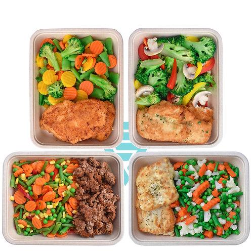 Afslank Samenstellen  (mix 12 maaltijden)