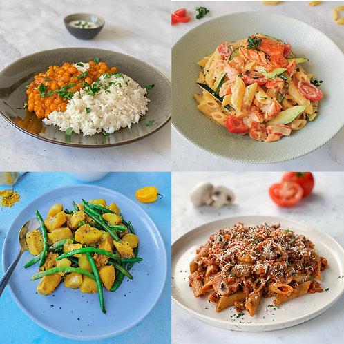 Fit Samenstellen (mix 16 maaltijden)