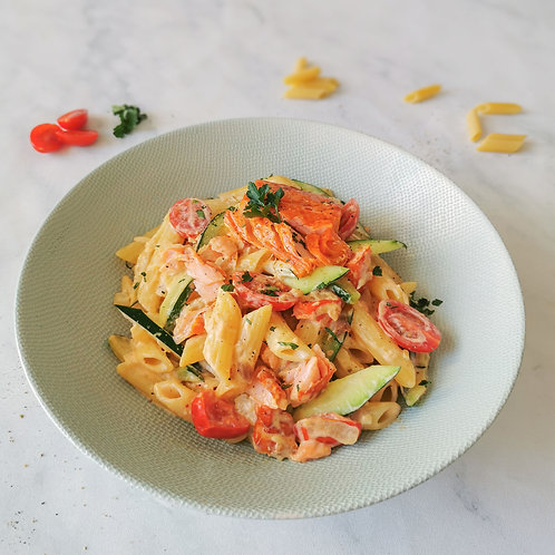Creamy Salmon Pasta (2 maaltijden)