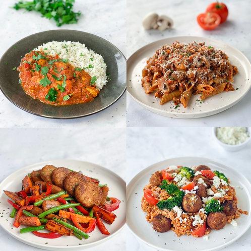 Fit Samenstellen (mix 8 maaltijden)