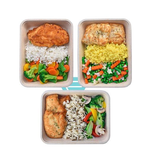 Pakket 8 Sportmaaltijden