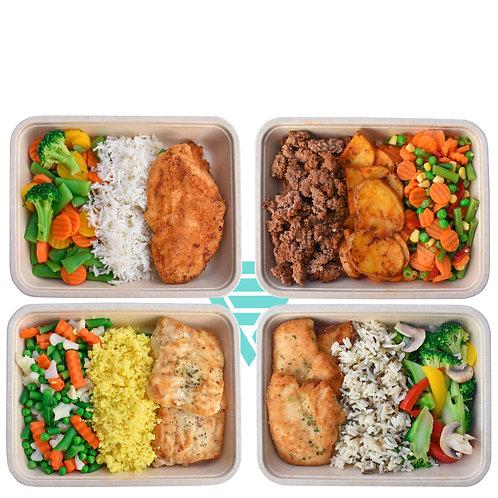 Sport Samenstellen  (mix 16 maaltijden)