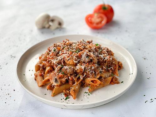 Pasta Bolognese (2 maaltijden)