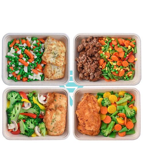 Pakket 16 Afslankmaaltijden