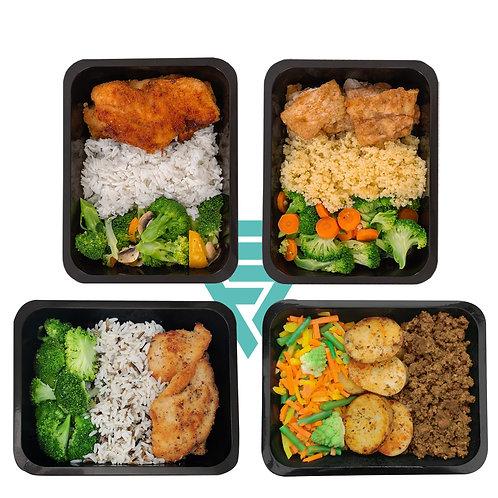 Sport Samenstellen  (mix 12 maaltijden)