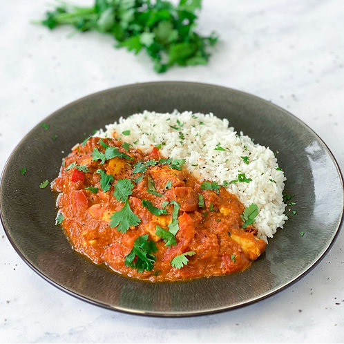 Chicken Tikka Masala (2 maaltijden)