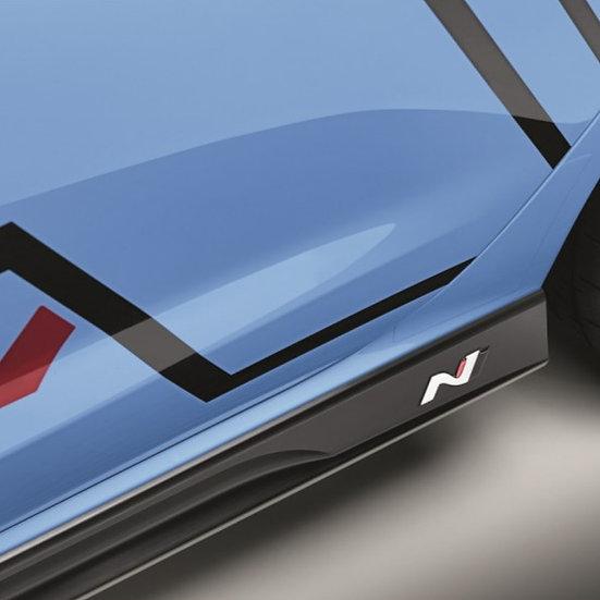 """""""N""""- Logo Badge"""