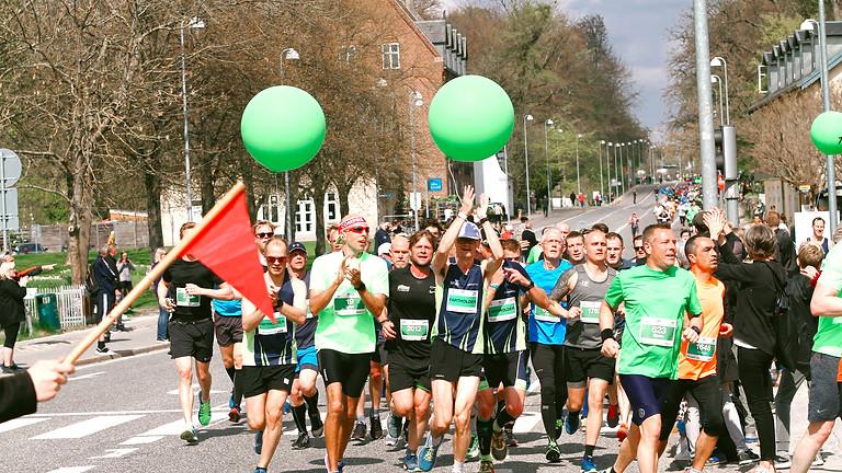 Gjensidige Den Grønne Halvmaraton 2021