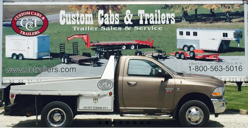 Custom Cabs & Trailers
