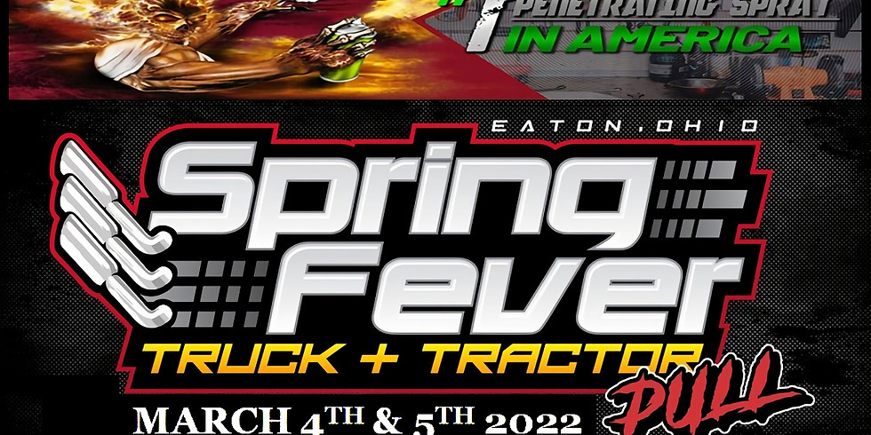 SPRING FEVER INDOOR TRUCK AND TRACTOR PULL SPONSORED BY ANGRY FARMER PRODUCTS 2022