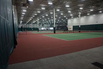 Indoor Tennis heber City