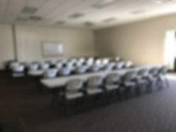 Wasatch Rec Classroom