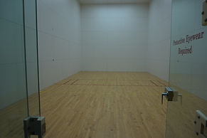 Racquetball Court Wasatch County Rec