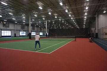 Indoor Tennis Hebe City Uah