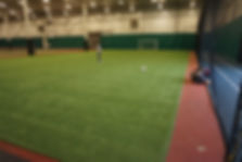 Indoor Multi Purpose Turf Field
