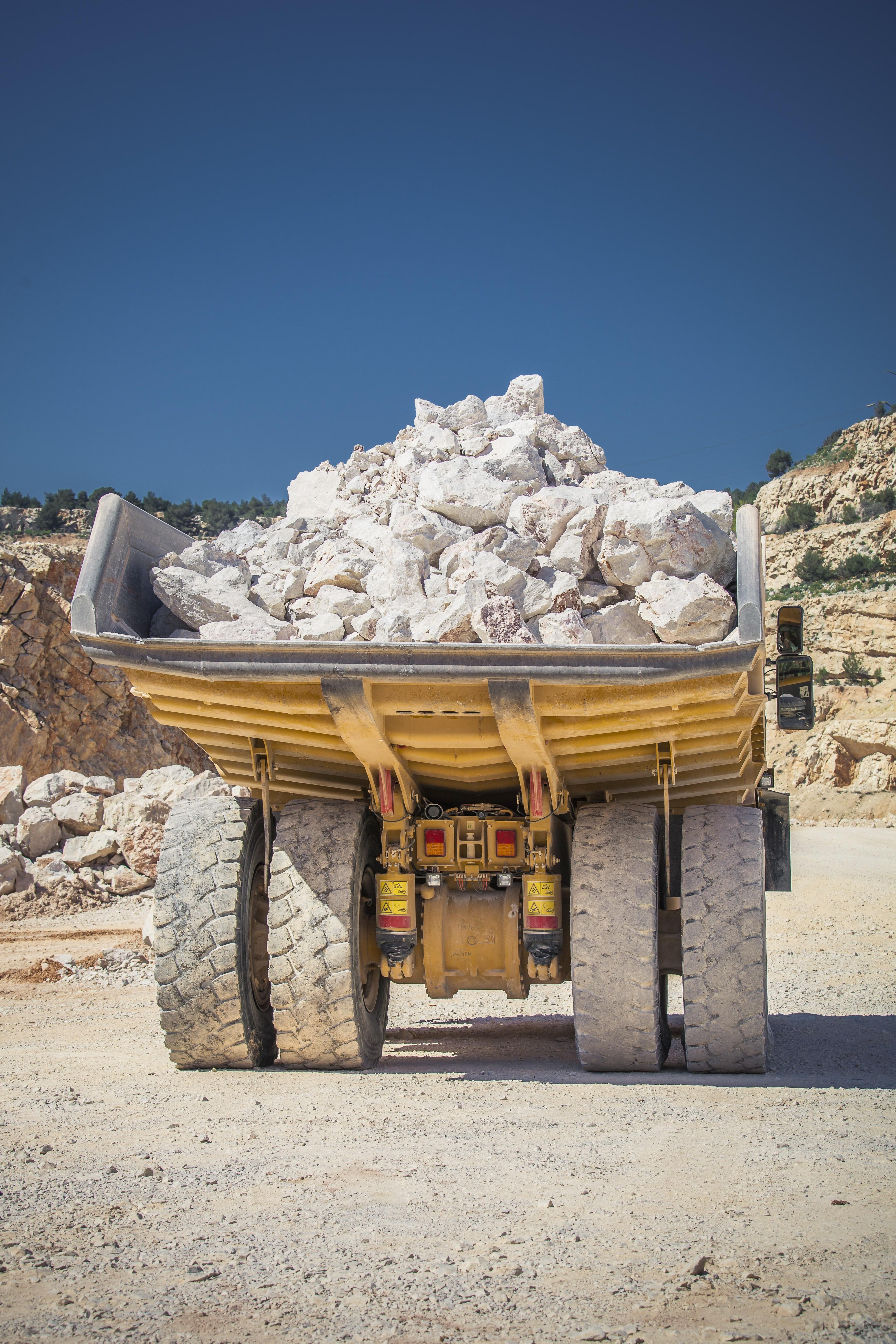 Transport des matériaux