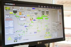 Flow sheet Installation Primaire