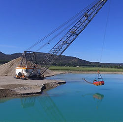 Dragline Ruston Cybarus